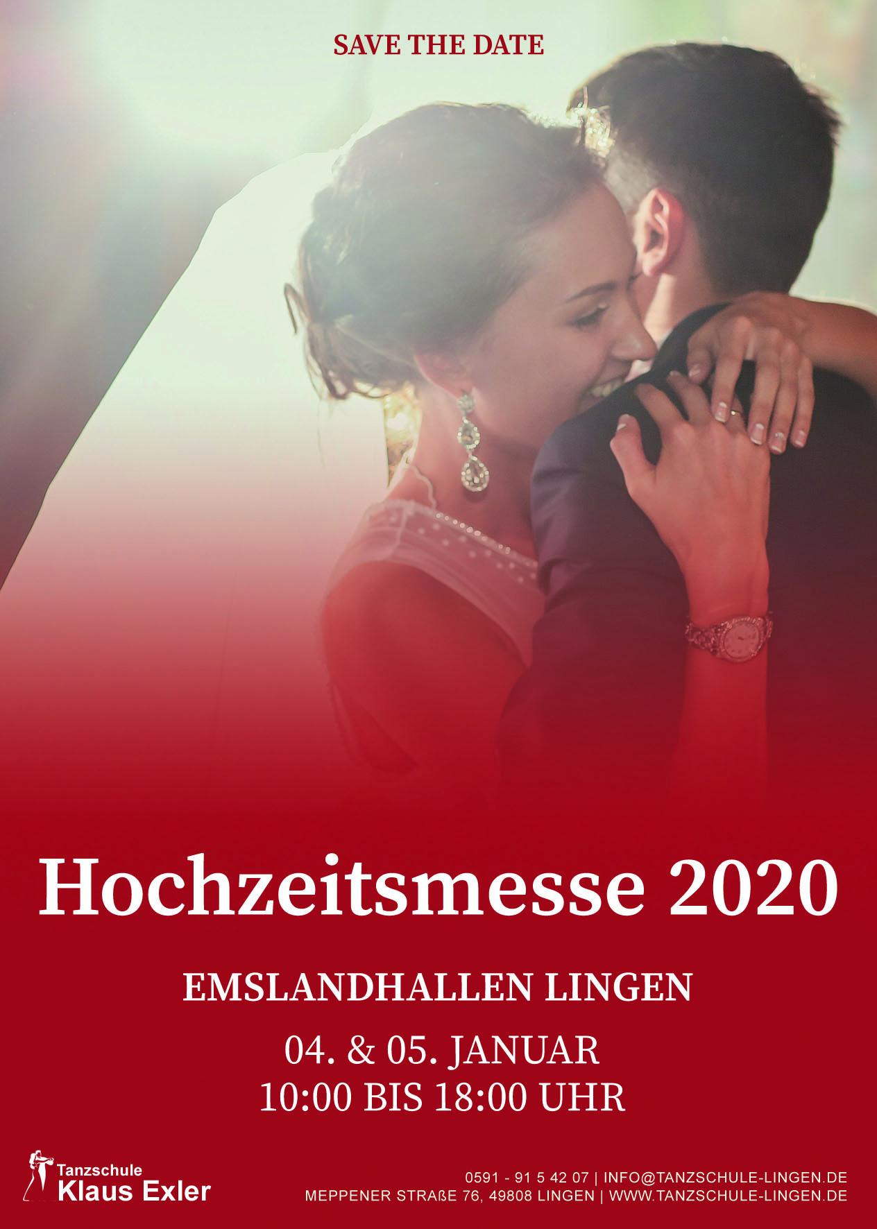 Hochzeitsmese 2020